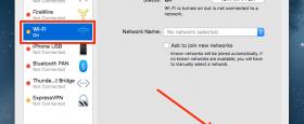mac address on macbook