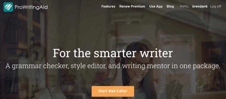 ProWritingAid grammar checker
