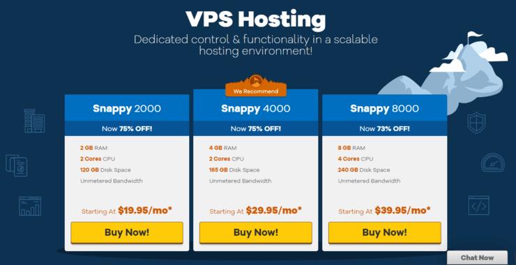 hostgator vps hosting