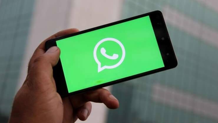 change whatsapp background