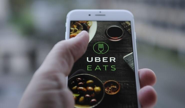 delete uber eats